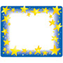 "Trend Enterprises Name Tags, Star Brights, 36 Self Adhesive, 2-1/2"" x 3"", Multi"