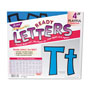 "Trend Enterprises Ready Letters Playful Combo Set, Blue, 4""h, 216/Set"
