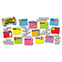 Trend Enterprises Mini Bulletin Board Set, Happy Birthday, 47 Pieces, Up to 11""