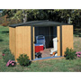 Arrow Woodlake 6'x5' Storage Shed