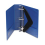 "Wilson Jones® 40% Recycled No Gap Locking D-Ring Binder, 2"" Capacity, Blue"