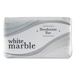 Dial Individually Wrapped Deodorant Bar Soap, White, # 3 Bar, 200/Carton