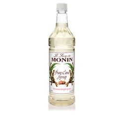 Monin Pure Cane Drink Syrup, 1 Liter