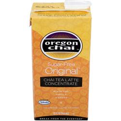 Oregon Chai Sugar-Free Original, 32 Ounce