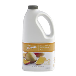Torani® Real Fruit Smoothie Mango Mix, 64 oz