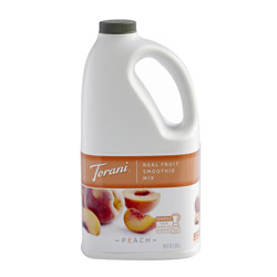 Torani® Real Fruit Smoothie Peach Mix, 64 oz
