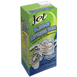 Kerry Foodservice Jet Tea Dairy Base, 32 oz