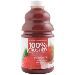 Dr. Smoothie 100% Crushed® Strawberry