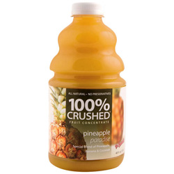 Dr. Smoothie 100% Crushed® Pineapple Paradise