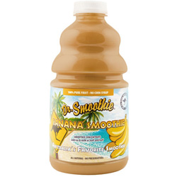 Dr. Smoothie 100% Crushed® Banana
