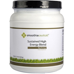 Dr. Smoothie smoothieceuticals® Sustained High Energy Blend