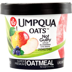 Umpqua Oats Not Guilty