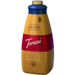 R. Torre & Company Caramel Sugar Free Sauce