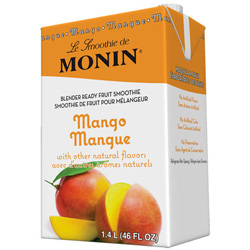 Monin Mango Fruit Smoothie Mix