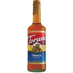 Torani® Orange Dairy Friendly Syrup PET
