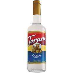 Torani® Almond (Orgeat) Syrup PET