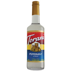 Torani® Peppermint Syrup PET