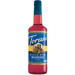 Torani® Raspberry Syrup Sugar Free PET