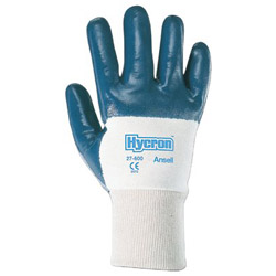 Ansell 205809 10 Hycron-heavy Duty Nitrile Coated
