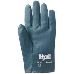Ansell 208002 8 Hynit-nitrile Impregnated