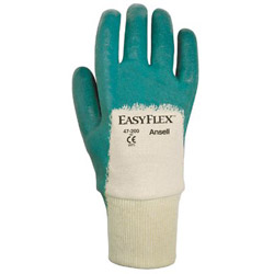 Ansell 205914 10 Easy Flex-light Weight Nitrile Coated