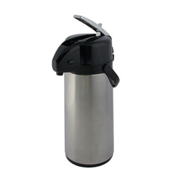 Johnson-Rose Stainless Steel Airpot, 3 Liter