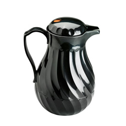 The Vollrath Company 42 oz Black Insulated Server