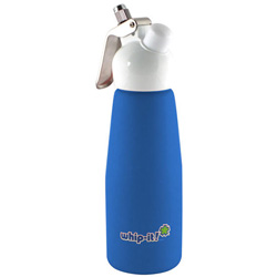 United Brands whip-it!™ Professional Plus Dispenser Blue 0.5 ltr