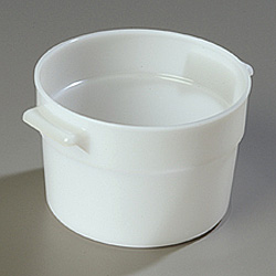 Carlisle Foodservice Products Bains Marie Containers 2 qt.