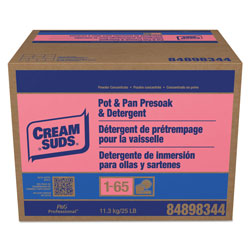 Cream Suds Pot & Pan Pre-Soak & Detergent