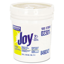 Joy Dishwashing Liquid 5 Gallons
