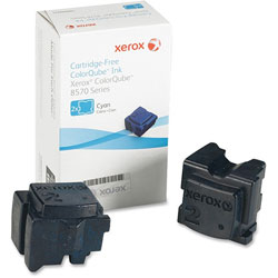 Xerox 108R00926 Solid Ink Stick, 4400 Page-Yield, Cyan
