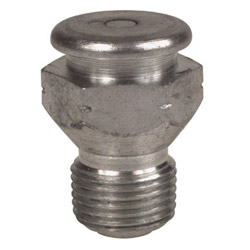 "Alemite 3/8"" PTF(m) Giant Button Head Fitting"