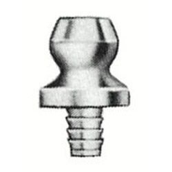 "Alemite Straight Drive Fitting, 15/32"" Long"