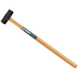 "Jackson Tools 10 Lb Dbl Face Sledge Hammer 32"" /36"" Hickory Handle"