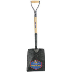 Jackson Tools Size 2 D-handle Asphaltshovel