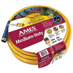 "Jackson Tools 5/8"" x 100' Yellow All Weather Hose w/Crushproof"