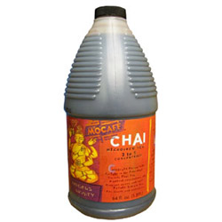 Innovative Beverage 64 Ounce Bottle Of Liquid Concentrate Mocafe Chai Tea