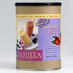 Innovative Beverage 3 Pounds Of Mocafe All Natural Vanilla Smoothie