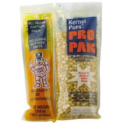 Kernel Pops 10.75 Ounce Yellow Pro Coconut Popcorn