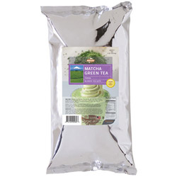 Innovative Beverage 3 Pound Bag Of Green Tea Matcha Bubble Tea Latte
