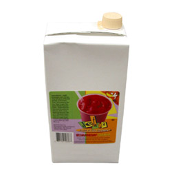 Oregon Chai 64 Ounce Jet Tea Strawberry Banana Smoothie Mix