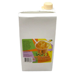 Oregon Chai 64 Ounce Jet Tea Extreme Peach Smoothie Mix