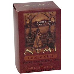Numi Chai Golden Tea