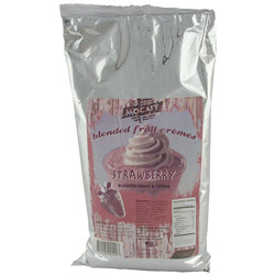 Innovative Beverage Creme Blended Strawberry, 3 lb.