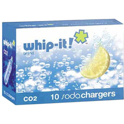 United Brands whip-it!™ Soda Siphon Charger CO2