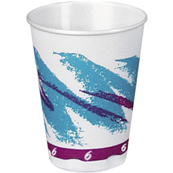 Solo Dual Temperature Foam Cup, 6 OZ