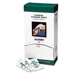 Allegro Eyewear Pre-moistened Cleaning Wipes
