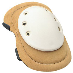 Allegro Leather Welding Knee Pads w/Cap