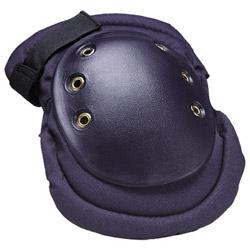 Allegro FlexKnee Knee Protection, Hook & Loop Closure, Nylon/Foam/Rubber, Navy